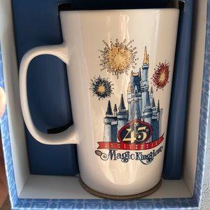 Starbucks Magic Kingdom 45th Anniversary mug